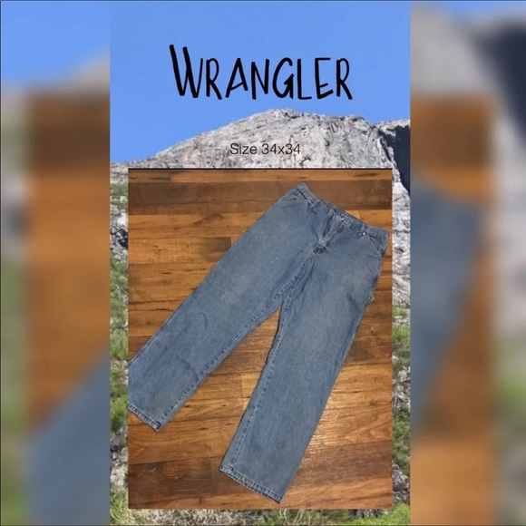 Wrangler Other - 🏷Final Offer❗️Wrangler jeans❗️